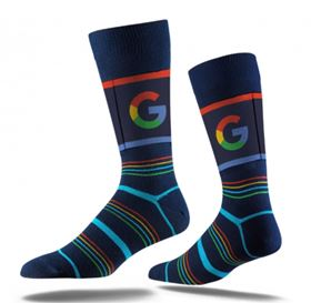 Picture of Dye Sub-Way Socks
