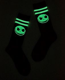 Picture of You Glow Socks
